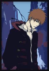 Ichigo Kurosaki by KillingTheName