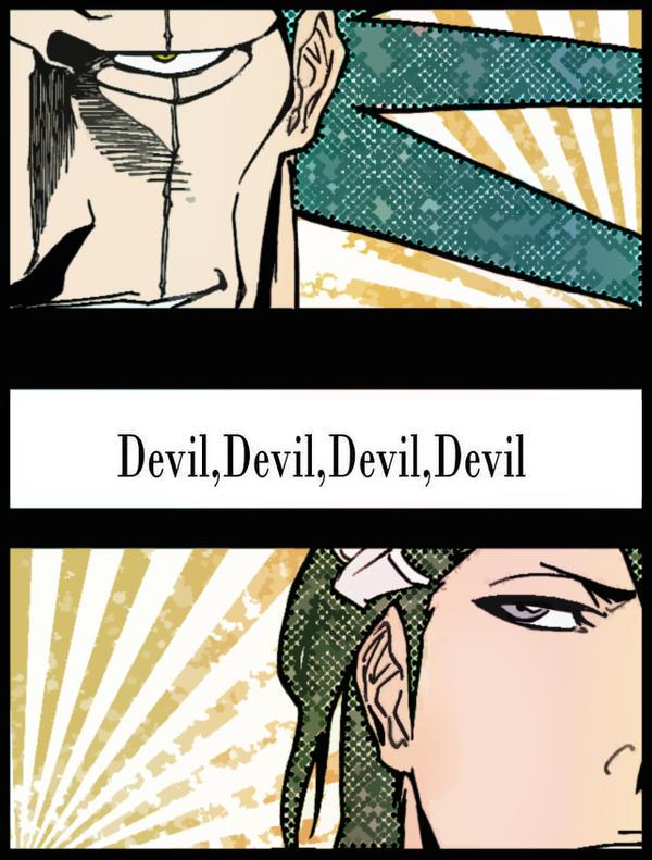 Devil, Devil, Devil, Devil.... by KillingTheName