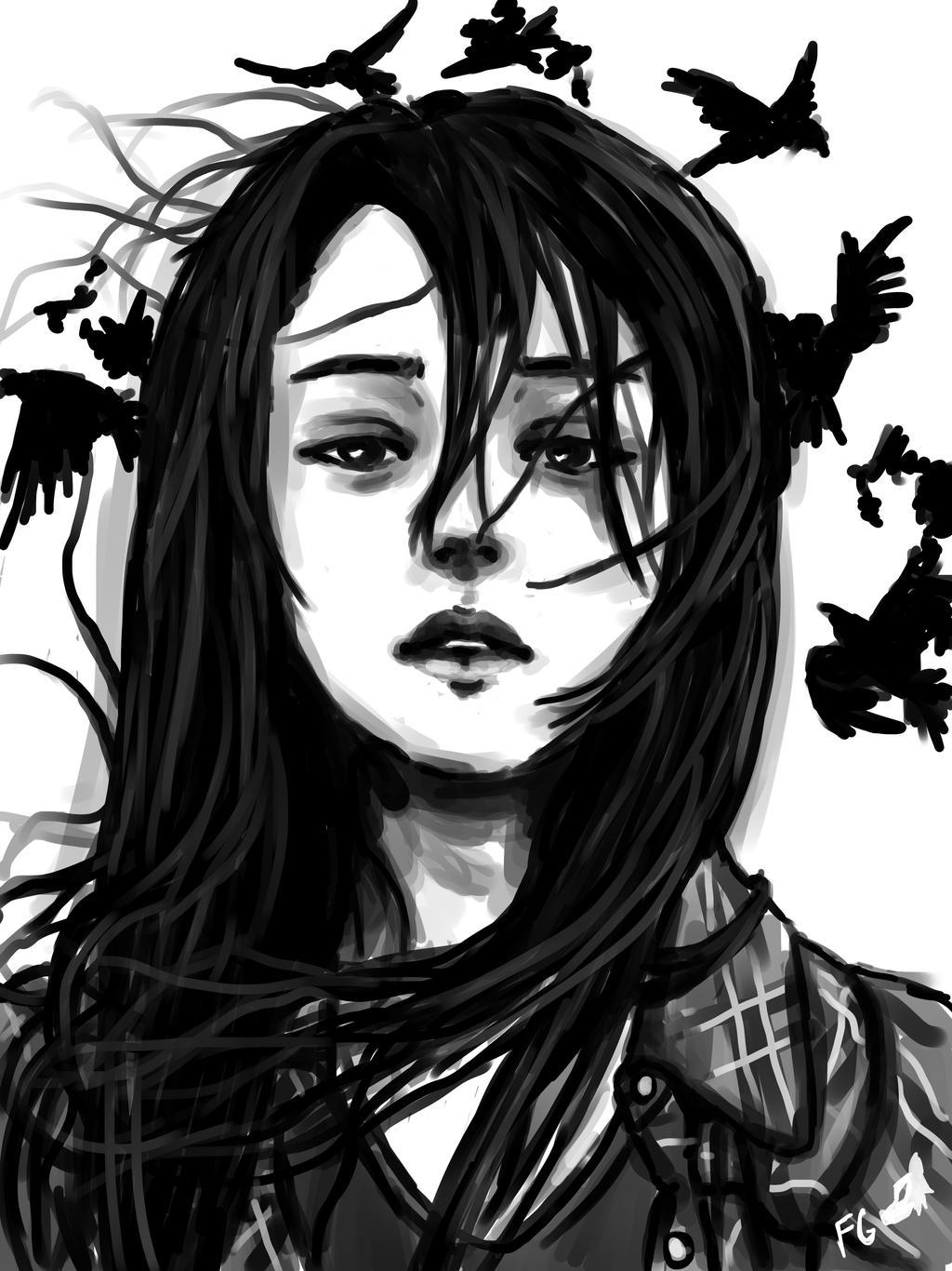 Moon Geun Young by FukkatsumiFox