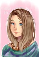 Alya by Seypherad