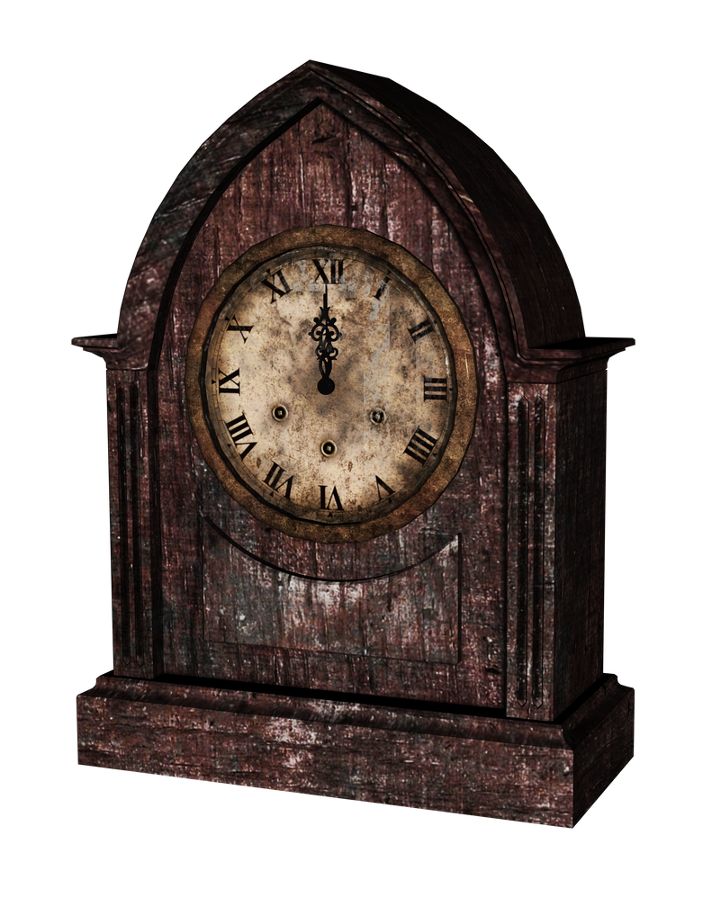 old clock by shades of rage on deviantart