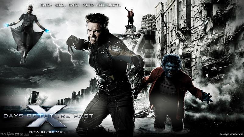 X Men Days Of Future Past Wallpaper: X Men Days Of The Future Past Full HD Wallpaper By Iamuday