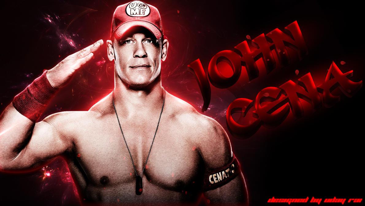 John Cena 2015 HD Wallpaper By Uday Rai By Iamuday On
