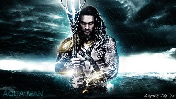 Aquaman - Dawn of Justice HD Wallpaper