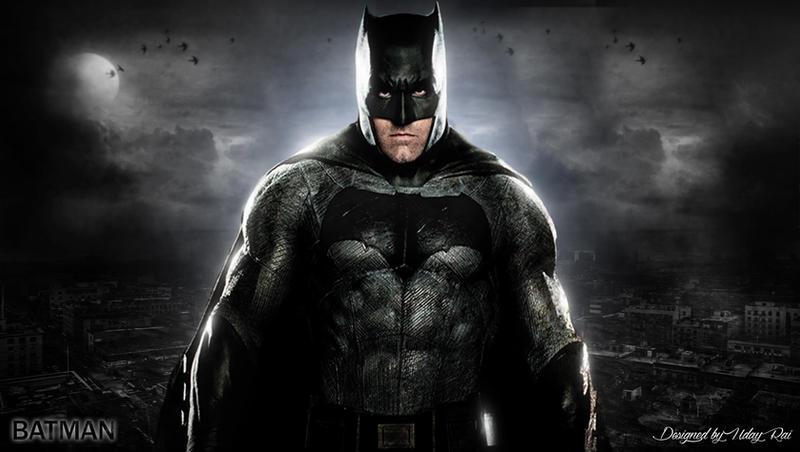 Batman dawn of justice hq wallpaper by iamuday on deviantart - Ben affleck batman wallpaper ...