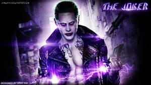 The Joker - Jared Leto Wallpaper