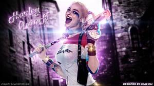 Harley Quinn - Margot Robbie H.Q Wallpaper