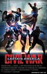 Team Ironman - Captain America : Civil War Poster