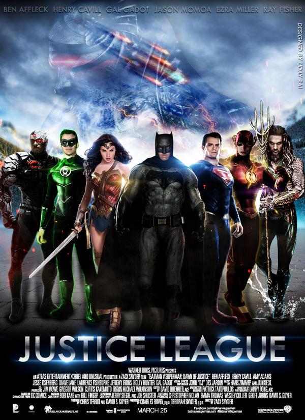 Superman Batman Movie Wallpaper Justice League Movie P...