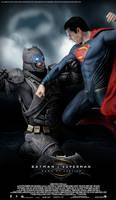Batman v Superman - Dawn of Justice H.Q Poster