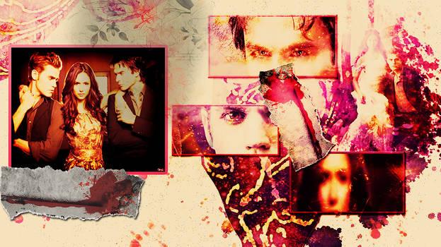 Wallpaper-vampirediaries