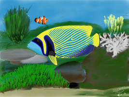 Sketch a Fish by kulaptoy