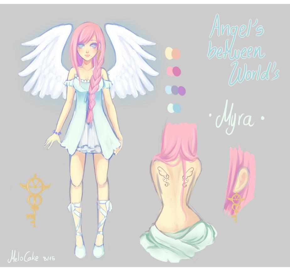 ABW - Myra Character Profile by Melo-Cake