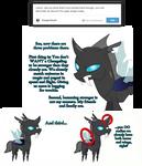 Ask Leech #8 - Alicorn by Zero-Zivan