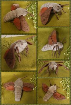 Hummingbird Hawk-Moth Plush