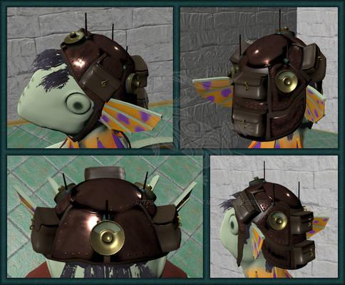 Obfuscator Helmet