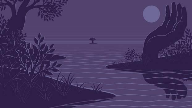 Purple Panorama