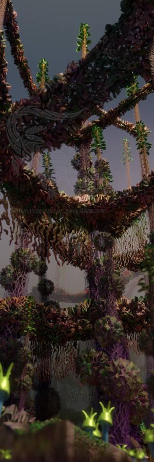 Umpu Deraksi Jungle