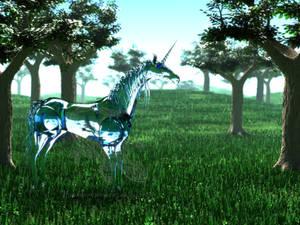 The Glass Unicorn