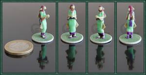 3D Printed Calyrra Miniature
