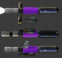 3D Mockup: Not-quite-sonic Multitool