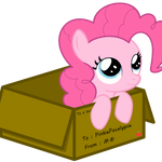 Pinkie Delivery - Animated by MisterBrony