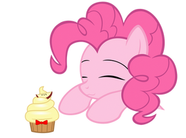 It's Mr.Cupcake by MisterBrony
