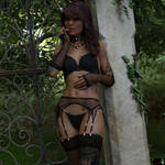 Ashley Sommers Forest Gate 001