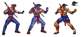 KILLER INSTINCT - JAGO TIMELINE by GuyArmando