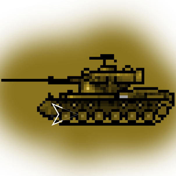 Olifant Mk1A Main Battle Tank by Emperaptor