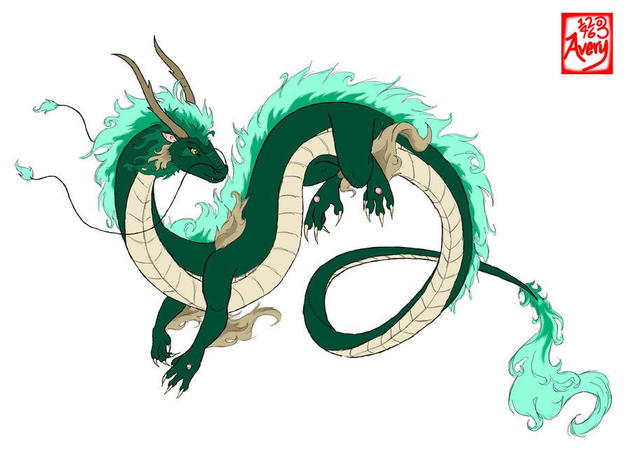 Eastern Dragon by DarkSunRises on DeviantArt
