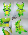 Nigiri the Dragon by Dragons-Garden