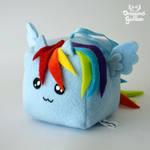 Rainbow Cube - Rainbow Dash My Little Pony