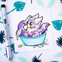 Dragons' Garden - Smaugust 9 Dessert Dragon by Dragons-Garden