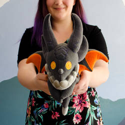Dragons' Garden - Deathwing the Destroyer Plushie by Dragons-Garden