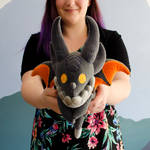 Dragons' Garden - Deathwing the Destroyer Plushie by Dragons-Garden