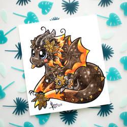 Mara The Dragon by Dragons-Garden
