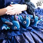 Dragons' Garden - Galaxy Baby Dragons