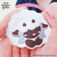 FREE Sleeping Wooloo Pattern