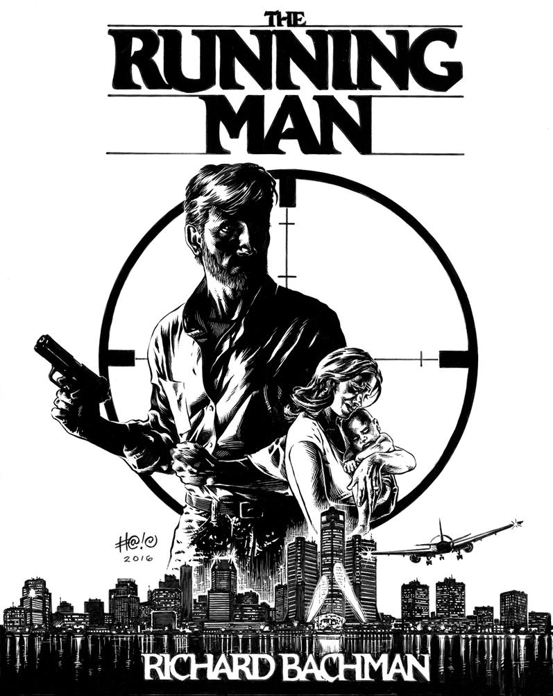 stephen king the running man essay Click to read more about on writing by stephen king librarything is a cataloging and social networking site for booklovers all about on writing by stephen king.