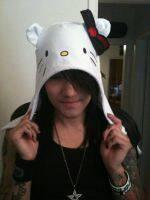 Ashley kitty c:  by XlauriXswaggieX