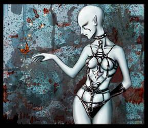 Fern - Mooncalfe Fan Art by asunder