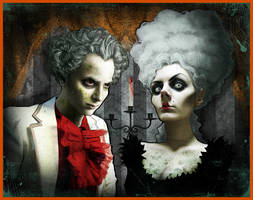 Mr and Ms Fright by asunder