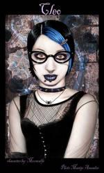 Mooncalfe Fan Art - Cleo Manip by asunder
