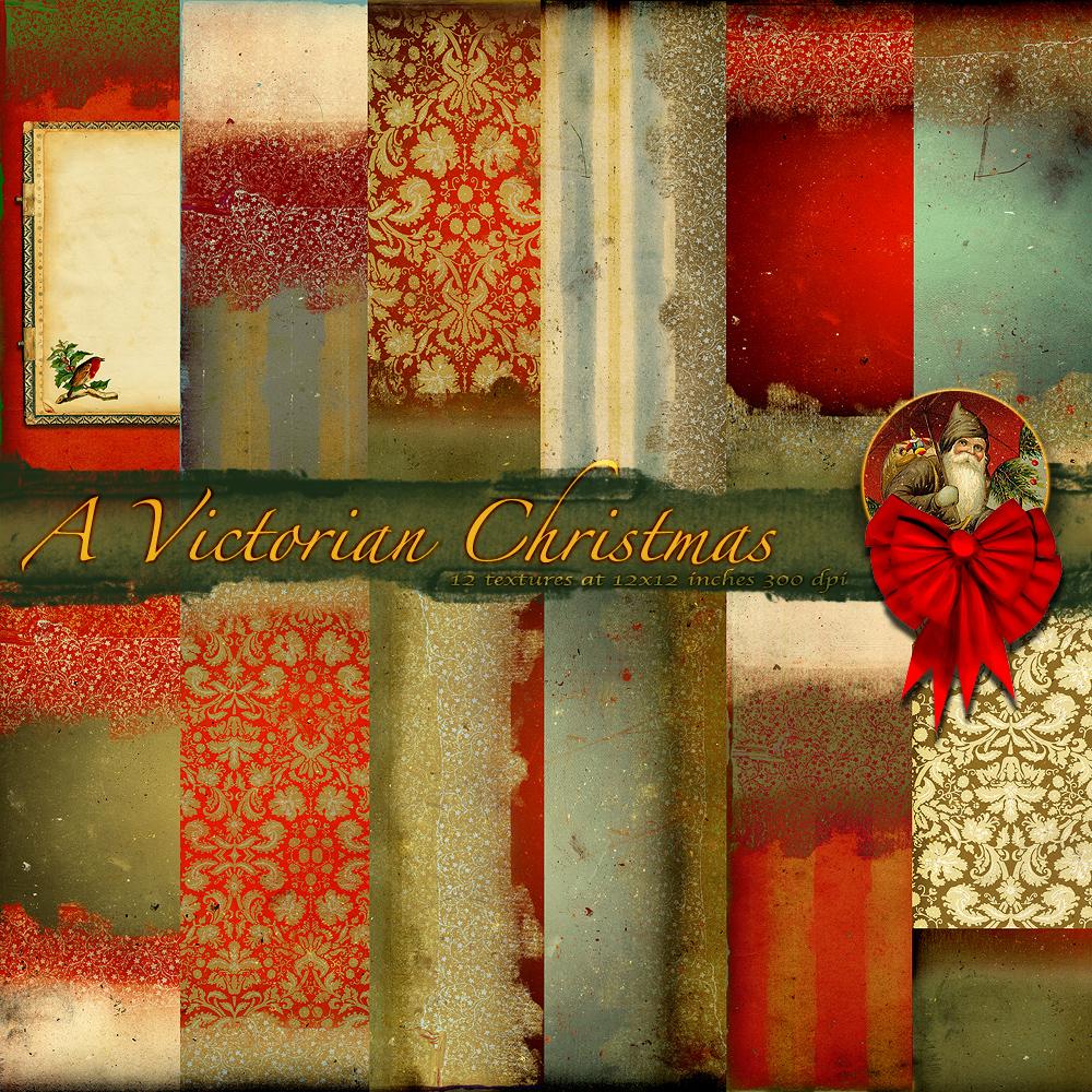 Victorian Christmas Sample