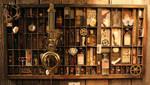 Victorian Steampunk Curios