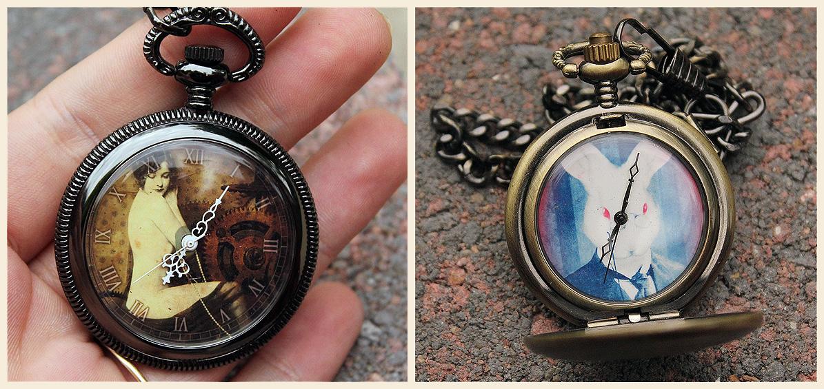 Original Design Pocket Watches by asunder