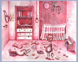 Prettty in Pinkie by asunder