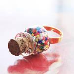 Sprinkle Bottle Ring