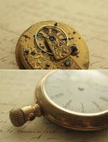 Antique Pocket Watches by asunder